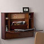 Grants Wall Mount Laptop Floating Desk $97.49