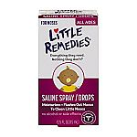 Little Remedies Noses Saline Spray/Drops $1.17
