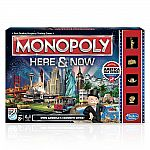 Monopoly Here & Now Game $5