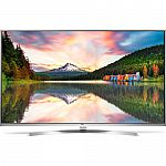 "LG 65UH8500 65"" 4K Ultra HD Smart TV w/ Magic Remote & 3D Glasses $1299"