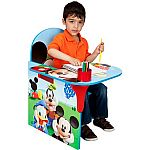 Mickey Mouse Children Chair Desk $29