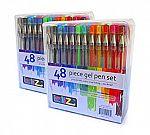 LolliZ Gel Pens 96 Gel Pen Set $12.99