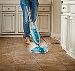 Hoover Steam Mop TwinTank Steam Cleaner WH20200 $45 (org.$84)