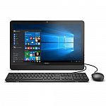 "Dell Inspiron i3052 19.5"" Touchscreen All in One (AIO) (Intel Pentium 4GB 1TB 1600x900) $339"