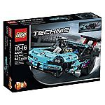 LEGO Technic Drag Racer 42050 Building Kit $55 (was $80)