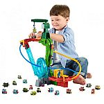 Fisher-Price Thomas & Friends MINIS Motorized Raceway $23 (Was $35)