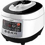 Keyton Pressure Cooker with Digital Display $50 (org. $150)