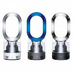 Dyson AM10 Humidifier + Fan (3 Colors - Refurbished) $270