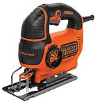 BLACK & DECKER 5-Amp Keyless T or U Shank Variable Speed Corded Jigsaw $19.98 (save 50%)