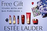 Free 7-pc Gift (up to $184 Value) w/any $45 purchase