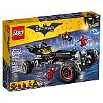 LEGO Batman $10 off $50