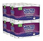 2 x 48 Count Quilted Northern Ultra Plush Double Rolls Toilet Paper, $36.39