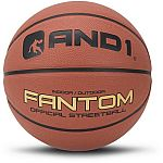 "And1 Fantom Street Men's Indoor/Outdoor Official Size Basketball (Size 7, 29.5"") $4.22"