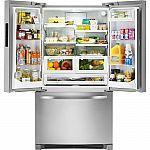 Kenmore 70413 27.6 cu. ft. French Door Refrigerator - Stainless Steel $965