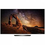 LG OLED55B6P Flat 55-Inch 4K Ultra HD Smart OLED TV $1399