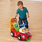 VTech Go! Go! Smart Wheels Launch and Go Ride On $21 (Reg. $45)