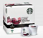 256 ct Starbucks Caffe Verona K-Cup $76