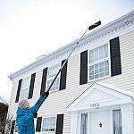17-ft True Temper Aluminum Extendable Roof Rake $11.49 (was $46)