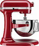 KitchenAid 5-Quart Professional 5 Plus Stand Mixer (Various Colors) $174.99