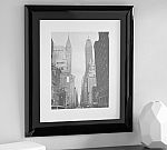 "Potter Barn Black Lacquer Gallery Frame (11""x14"") $18.99 (orig. $79)"