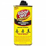 Goof Off 6 oz. Professional Strength Remover $1.98 (org $3.99)