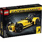 LEGO Ideas Caterham Seven 620R 21307 Building Kit $55.01