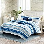 Marine 7pc Comforter Set Any Size $40
