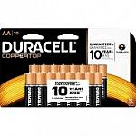 16-Pack Duracell Coppertop Batteries (AA/AAA) + $13.98 in Rewards for $13.99