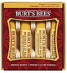 Burt's Bees Beeswax Bounty Holiday Gift Set, 4 Balms in Box $6.29 (add-on item)