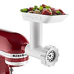 KitchenAid Food Grinder Attachment for Stand Mixers $24