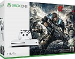 Xbox One S 1TB Console Bundle with Gears of War 4 $240