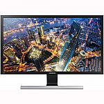 "Samsung LU28E590DS/ZA 28"" UHD LED-Lit Monitor $349"