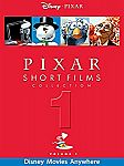 Pixar Short Films Collection, Vol. 1 and Vol 2 $2.99