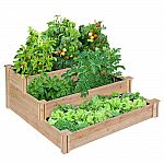 Greenes Raised Garden Bed from $41.17 ( Up to 62% Off)