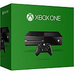 Microsoft Certified Xbox One 500GB Gaming Console $160