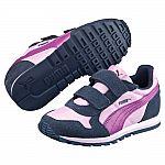 PUMA ST Runner NL Kids' Sneaker $15
