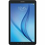 "Samsung Galaxy Tab E SM-T377A 16GB, Wi-Fi + 4G 8"" Tablet (AT&T Unlocked Manufacturer Refurbished) $100"