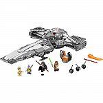 LEGO Star Wars Sith Infiltrator 75096 $60