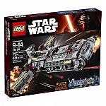 LEGO Star Wars Rebel Combat Frigate 75158 $88