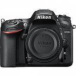 D7200 Nikon DX Format 24.2MP Digital SLR Camera Body (Manufacturer refurbished) $650