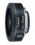 Canon EF-S 24mm f/2.8 STM Lens $119 and more