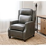 Richfield Pushback Leather Recliner $199.71 (Org. $399)