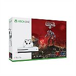 Xbox One S 1TB Halo Wars 2 bundle + $100 Dell eGift Card $300 (or $225 w/ Amex Offer)