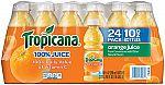 Tropicana Orange Juice, 10 Ounce (Pack of 24) $11.39