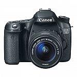 Canon EOS 70D Digital SLR Camera Body + 18-55mm IS STM Lens $715