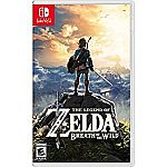 The Legend of Zelda: Breath of the Wild (Nintendo Switch) $48 (Prime)
