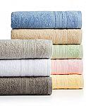 Sunham Supreme Select Cotton Bath Towel Collection $1.99-3.99