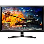"LG 27UD58-B 27"" Class 4K Ultra HD IPS Freesync Gaming Splitscreen LED Monitor $270"