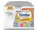 4X Similac Pro-Sensitive Non-GMO Baby Formula 22.5 Oz $65.67