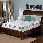 Serta Perfect Sleeper Wynstone Cushion Firm Eurotop Queen Mattress $399